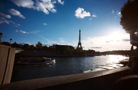 מצלמה של עננים - LC-Wide בפריז
