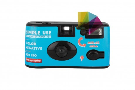 Simple Use- Color Negative
