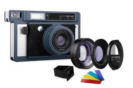 Lomo'Instant Wide Victoria Peak with lenses