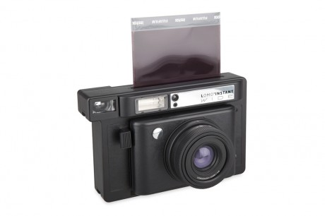 Introducing the New Lomo'Instant Wide !
