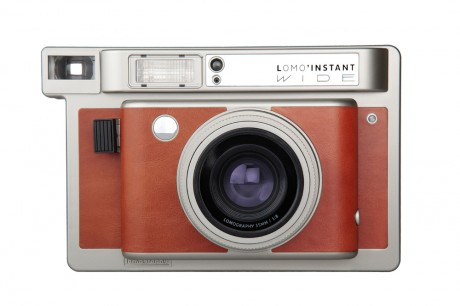 Lomo'Instant Wide Central Park with lenses